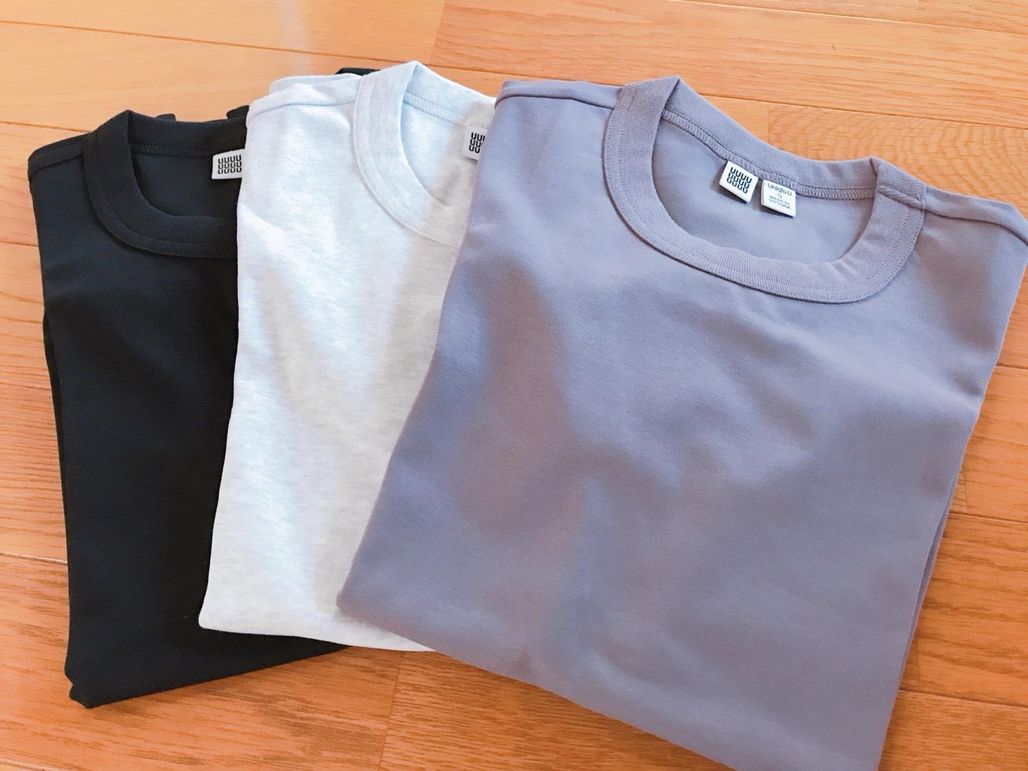 ユニクロユー Tシャツ